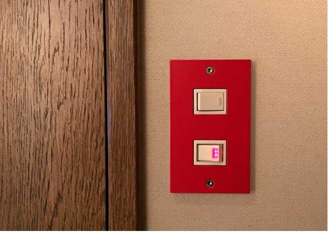スイッチプレートはデザインにこだわる【INTERFLEX】~カラーのオーダーに関するご相談も対応~