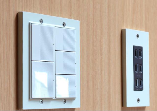 スイッチプレートのデザインはコンセントにも対応~DIYで簡単取付~