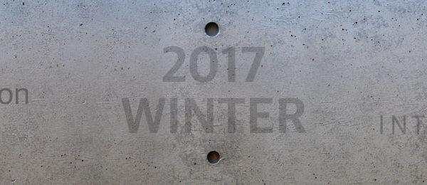 2017冬季休暇