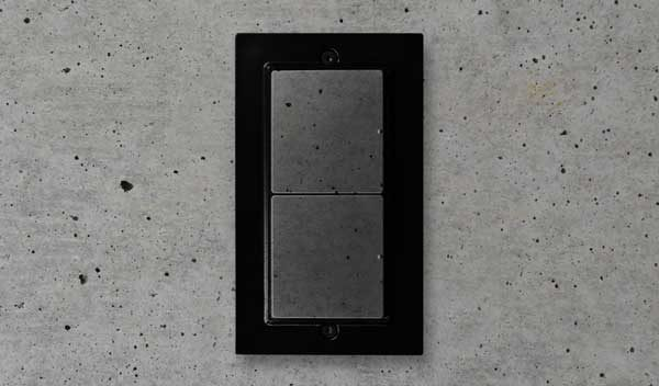 ワイドスイッチのハンドル交換の完成画像