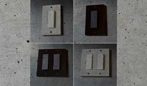 JIMBO NKシリーズにpunt switch plateを取付