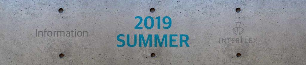 2019夏季休暇お知らせの画像