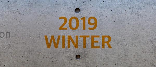 2019冬季休暇お知らせのタイトル画像