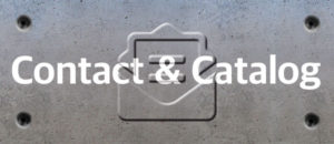 Contact and Catalog page eyepatch