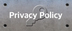 Privacy policy page eyepatch