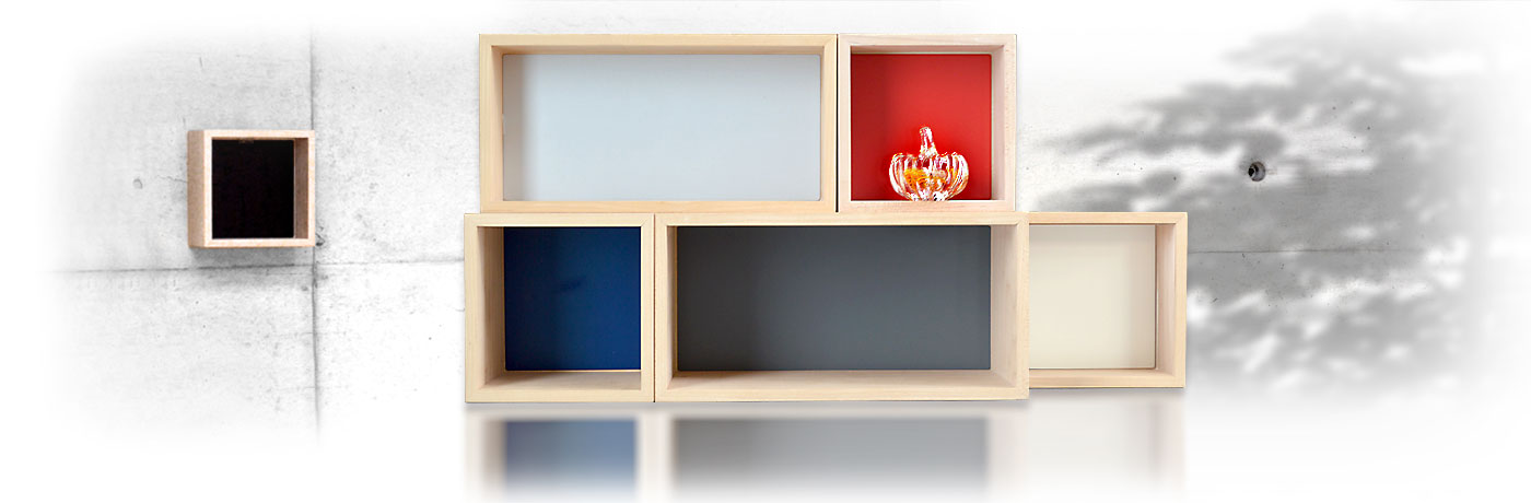 p. box with 6-color panel