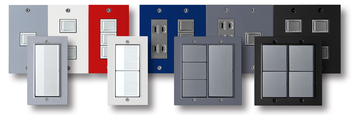 punto Switch Plate All Style