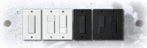Punto switch plate for Jimbo NK series