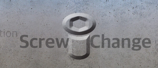 Screw Change information title image