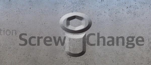Screw Change information title image