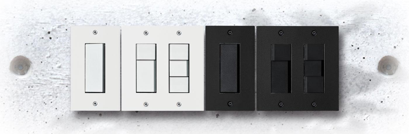 punto switch plate for Jimbo NK series