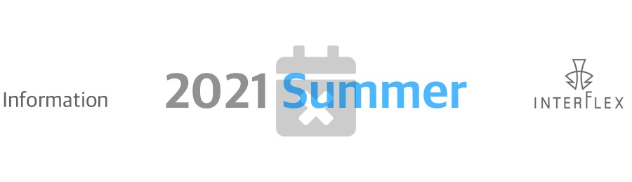 2021 business summer holiday information